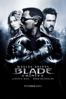 Blade Trinity Poster